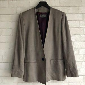 Stirling Cooper Vintage Simple Gray Blazer